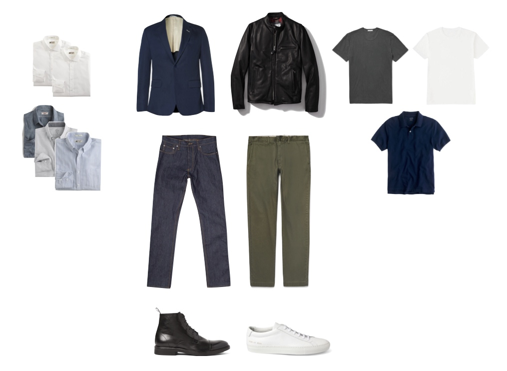 Casual Clothing – The Bare Essentials