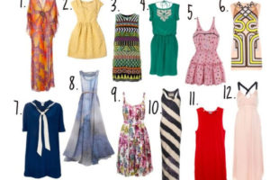 Summer Clothes - Dress For the Season