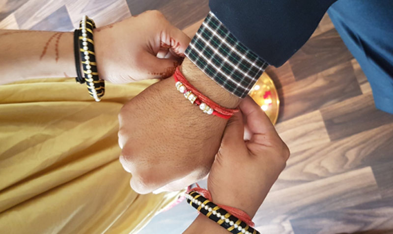 How a Rakhi Ties the Bond between Brothers and Sisters Stronger