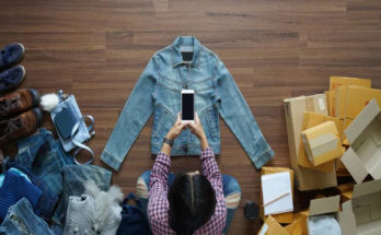 Make Money Through Selling Clothes Online