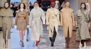 Women's 'Understated' Appear for Autumn and Winter Fashion