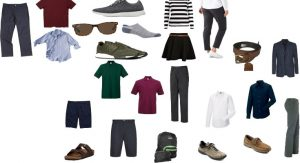 Summer Vacation Packing Tips (For Men)