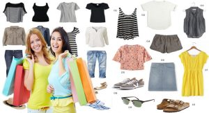 A Financial Shopping Guide For Summertime Clothes