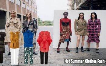 Hot Summer Clothes That Make a Fashion Statement