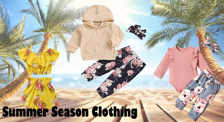 Try Out The Exciting And Lovely Summer season Clothing To Beat The Heat