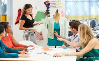 Taking Up a Fashion And Design Course